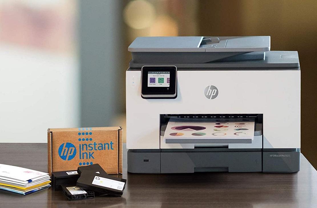 Servicio HP Instant Ink