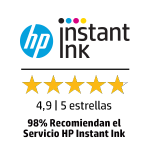 Sello HP Instant Ink